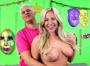 Blonde Bombshell Olivia Austin Takes A Pounding