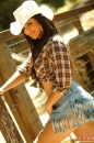 Cowgirl In Plaid picture 18