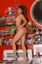 Red With White Polka Dot Bikini Toy Room picture 14