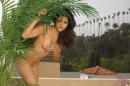 Sunny Naked With A Fern picture 24
