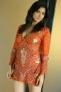Orange Dress Sunny picture 2