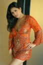 Orange Dress Sunny picture 9