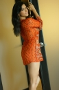 Orange Dress Sunny picture 22