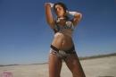 Desert White Bikini picture 17