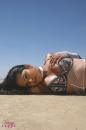 Desert White Bikini picture 23
