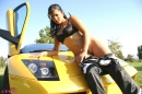 Yellow Lamborghini picture 19