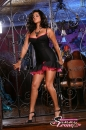 Black And Pink Lingerie Dress picture 3